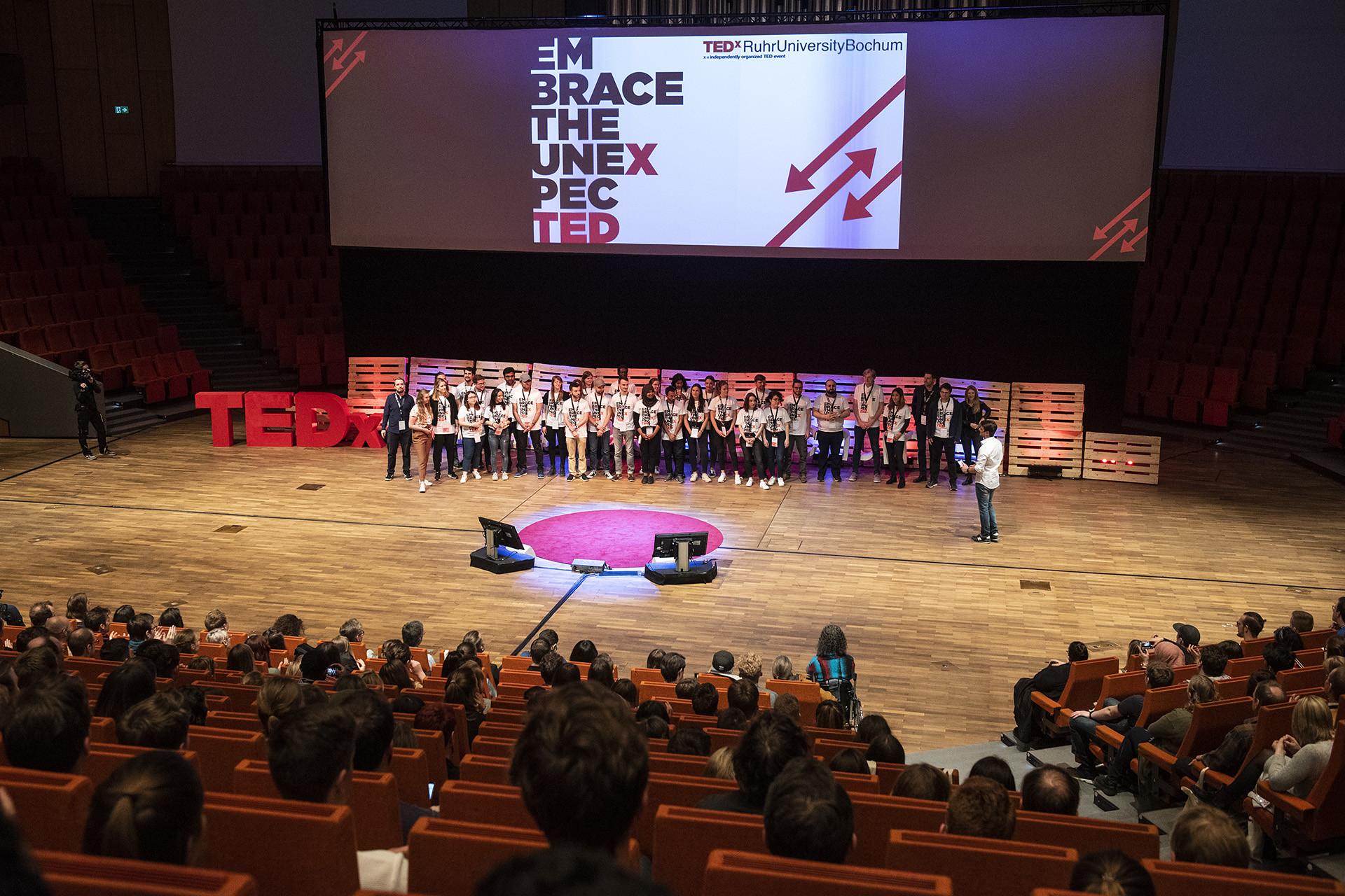 BZ: TEDx Ruhr University Bochum Ruhr Universität Bochum am 04.05.2019rnrnFoto: Arne Pöhnertrnmail@arnepoehnert.dern0178/1866645